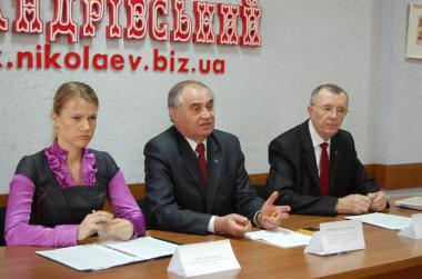 Общественная Палата Украины Н.ТКАЧУК, П.ПЕТРИЧЕНКО, В.ПИКА