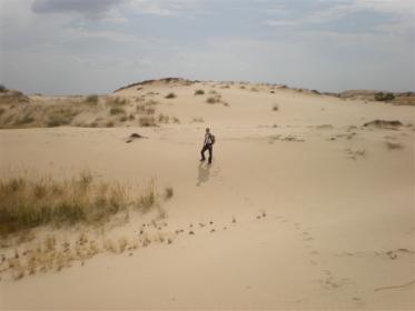 Не ходіть хлопці в пустелю гуляти...