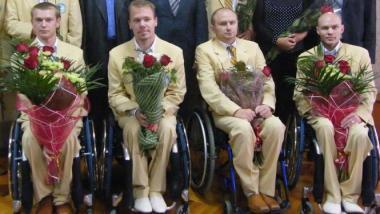 Андрей Комар, Михаил Бажуков, Денис Жумела, Сергей Шенкевич